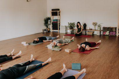 Quand le yoga est entré dans ma vie…