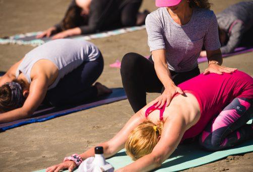 L'art d'ajuster en yoga – avec Nadia Bonenfant