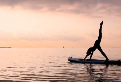 SUP YOGA été 2019 – 5 sessions