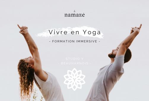 Vivre en yoga – Formation immersive